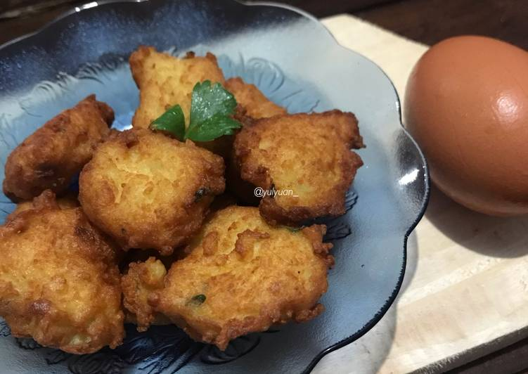 Perkedel Kentang Tahu - cookandrecipe.com