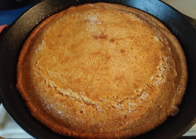 Recipe of Award-winning Sweet Cornbread