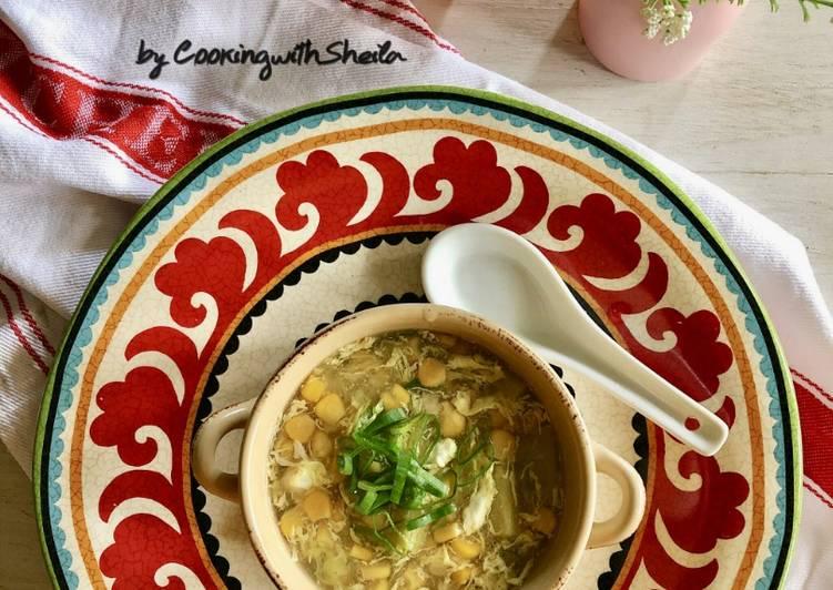 Sup Jagung Asparagus