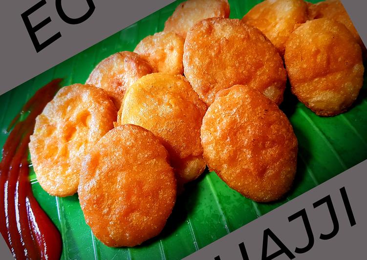 Recipe of Any-night-of-the-week Egg bhajji