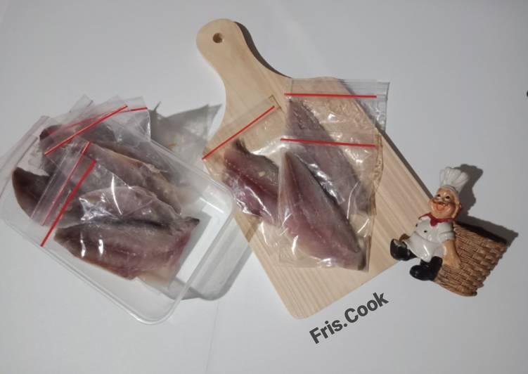 MPASI : #2 Tips Menyimpan Ikan Kembung