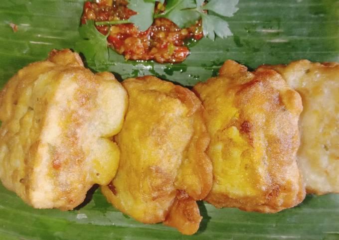 tempe goreng isi sambal mercon - resepenakbgt.com