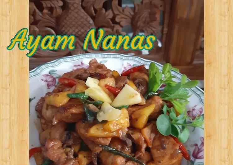 Ayam Nanas