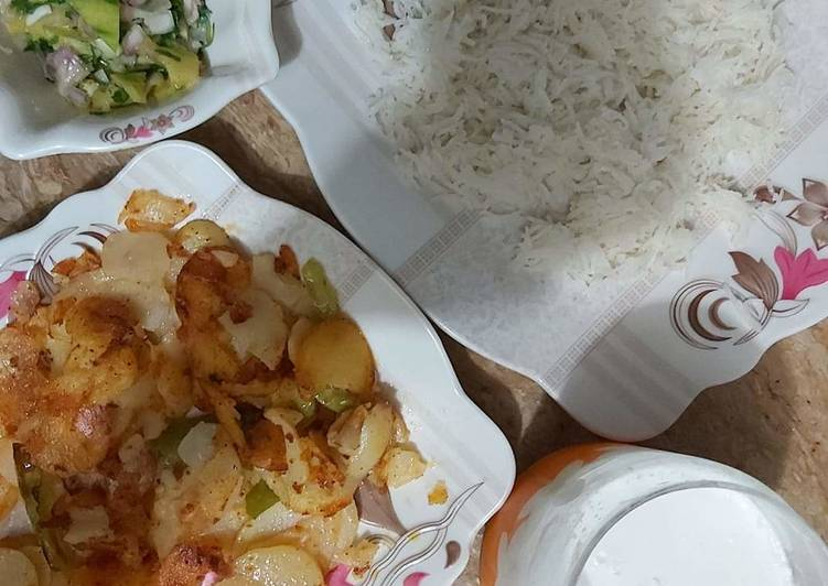 The Simplest Way to Make Delicious Comfort Sindhi Supper in Summers