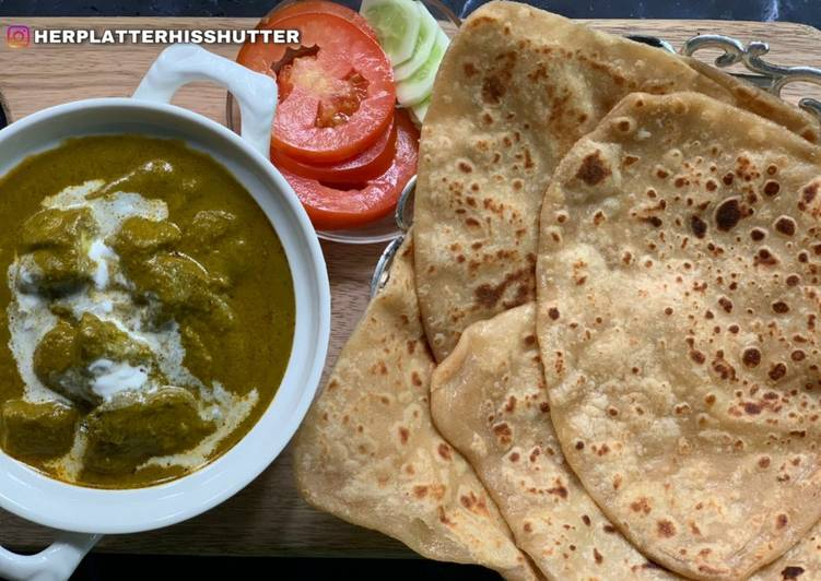 Tasty And Delicious of Palak Paneer
