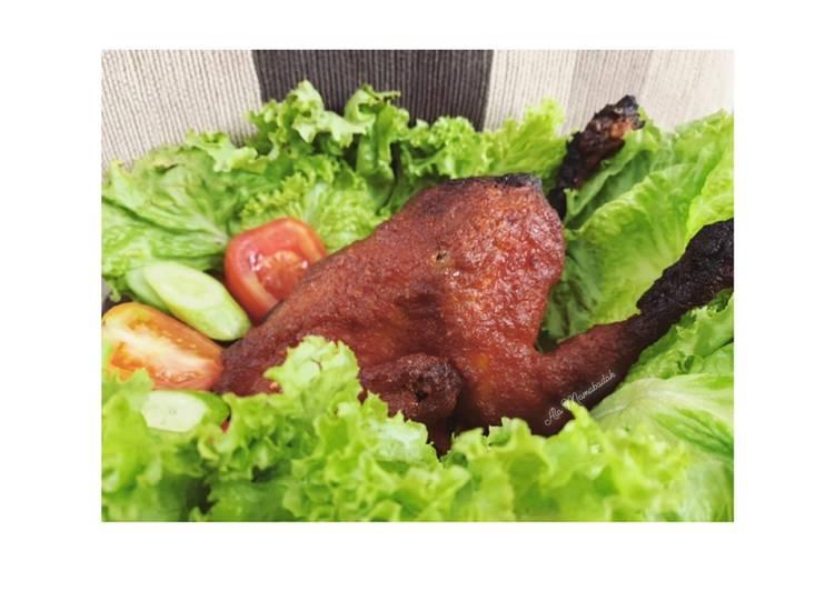 Resep Ayam Panggang Oven Yang Gampang Bikin Nagih