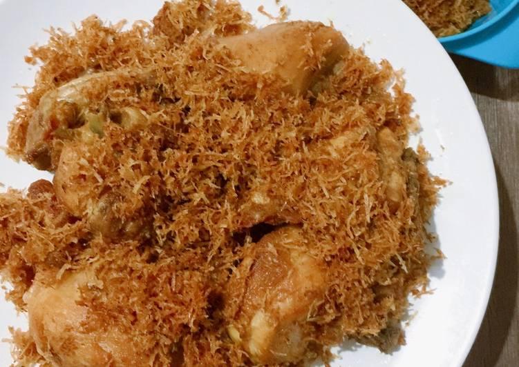 Ayam Serundeng by Dapur DS