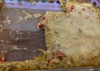 How to Cook Appetizing Creamy Pesto Chicken Lasagna