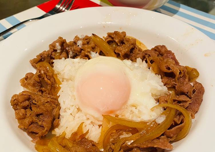 The Meals You Choose To Feed On Will Certainly Effect Your Health Gyudon