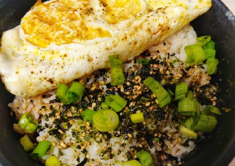 Easy Japanese Rice Bowl