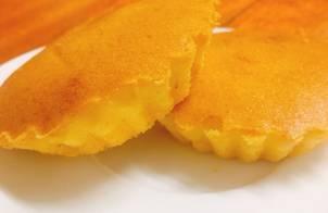 Bánh cake chanh leo hạnh nhân (Mini passionfruit almond cake)
