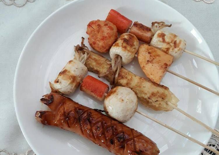 Resep Suki Panggang Oleh Thia S Dish Cookpad