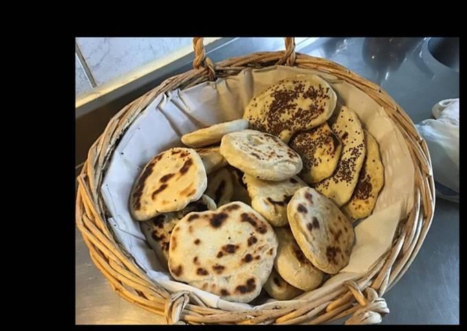 Petits pains froment au pavot ou nature