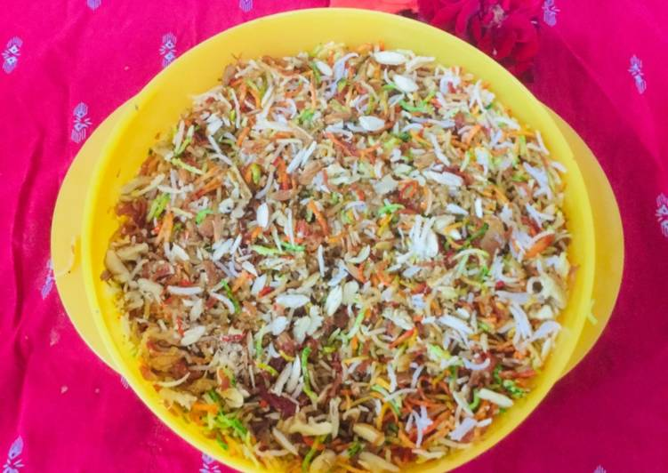 Simple Way to Make Ultimate Jaggery-Carrots Jarda