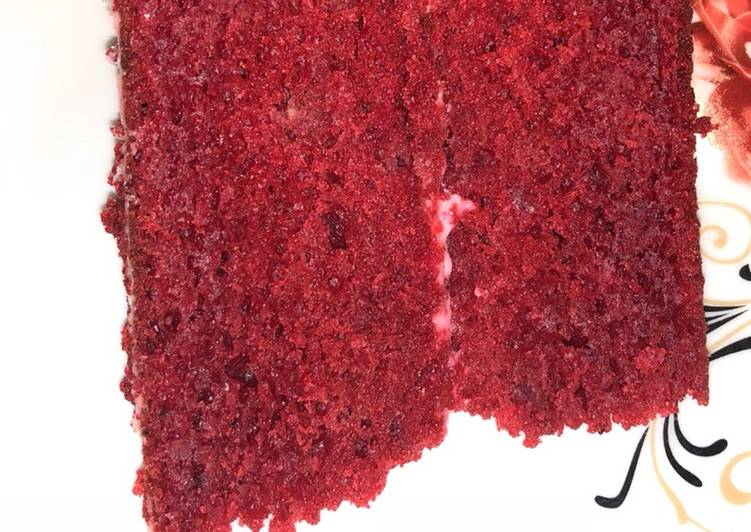 A great Red velvet cake recipe