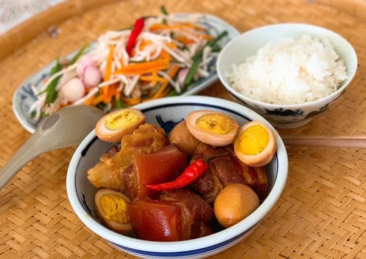 Cach Lam Mon Thịt Kho Trứng Miền Tay Của Cơm Gia đinh Cookpad