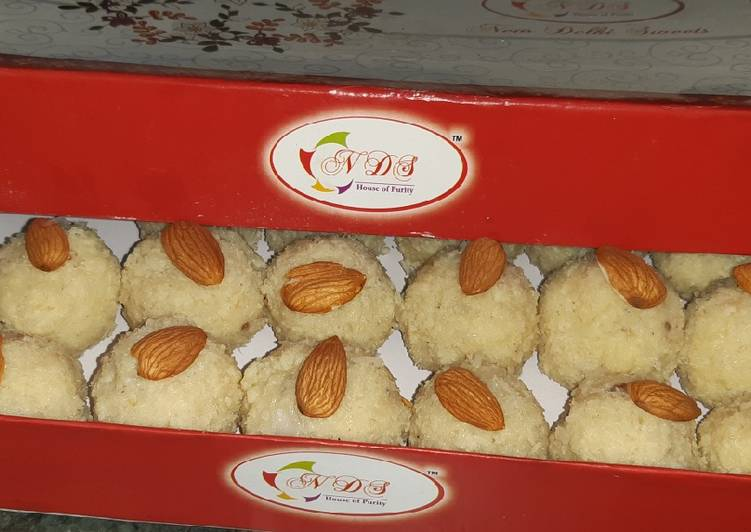 Consuming This 15 Superfoods Is A Superb Way For Your Health, Kachhe nariyal ke laddoo