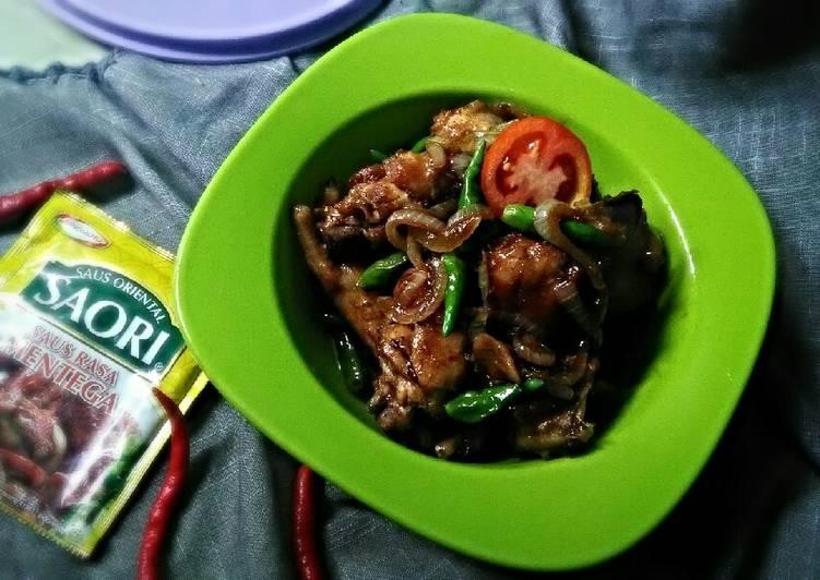 Cara Gampang Menyiapkan Ayam Goreng Mentega Anti Gagal