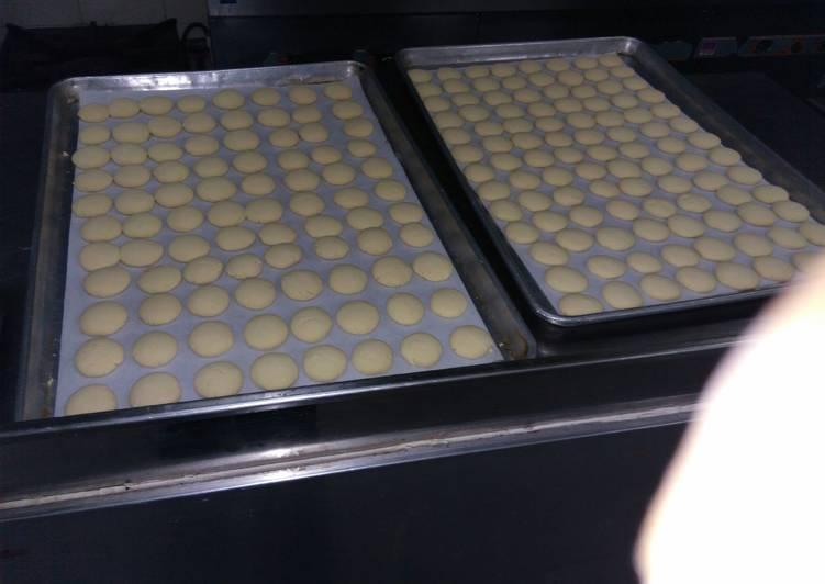 Cara Gampang Membuat Vanilla cookies, Bikin Ngiler