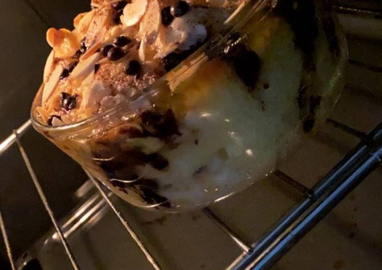 Bread Pudding ala Fitschats