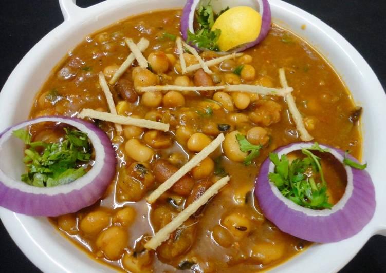 Mixed Beans Masala