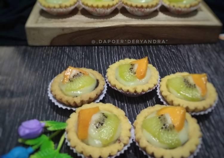 Resep Fruit Pie Mini Paling Mudah