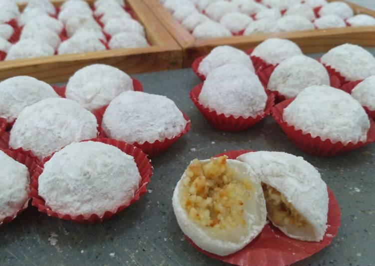 3.5#7 Mochi Kacang - cookandrecipe.com