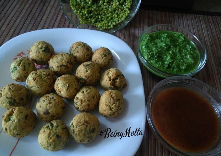 Steps to Prepare Favorite Baked Ponk Wada(Sorghum Wada)