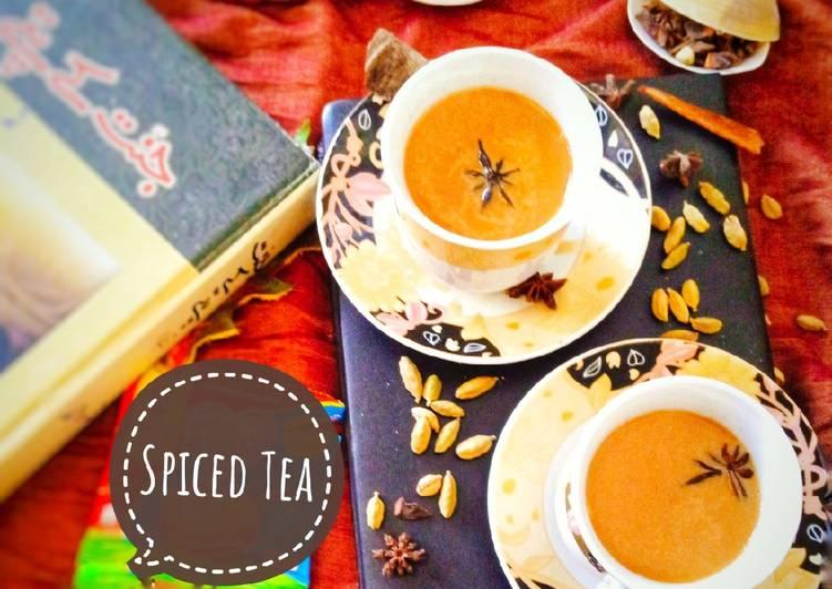 How to Make Award-winning Spiced Tea