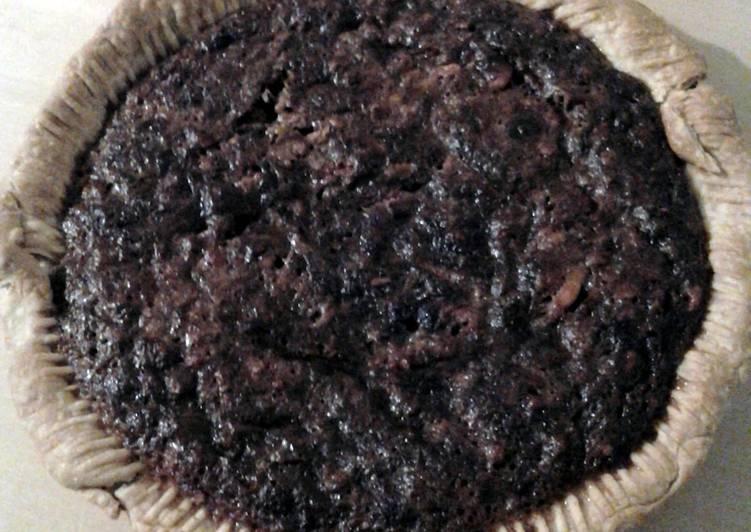 Recipe: Yummy burbon pecan pie