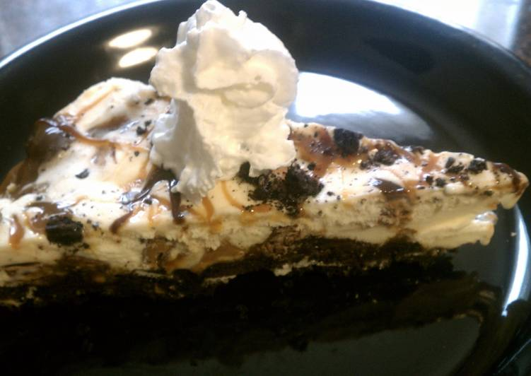 Robinmay's Icecream and Oreo Cake