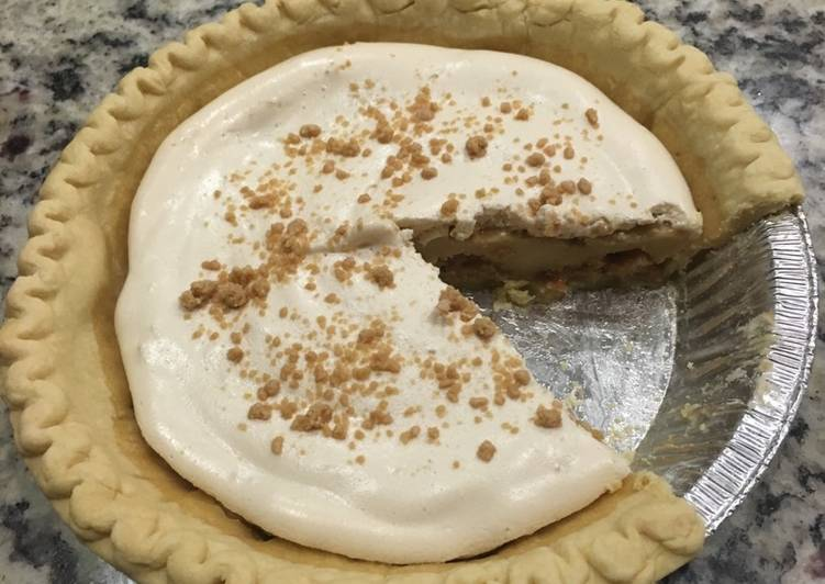 Recipe: Delicious Peanut Butter Pie
