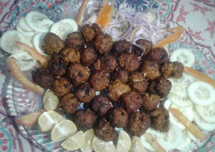 Step-by-Step Guide to Make Ultimate Fried tandori qeema balls