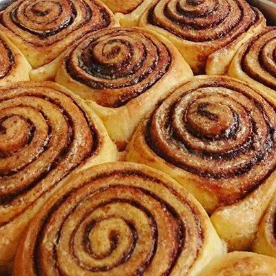 Cinnamon Rolls Rollos De Canela Receta De Chef Diosa Cookpad