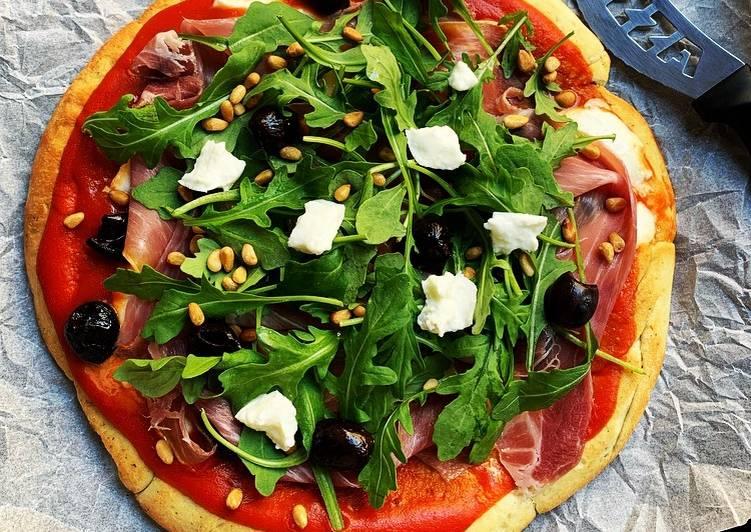 Recipes  ☆Pizza à la Poêle☆