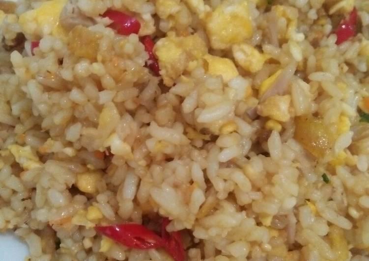 Nasi Goreng Campur Spesial