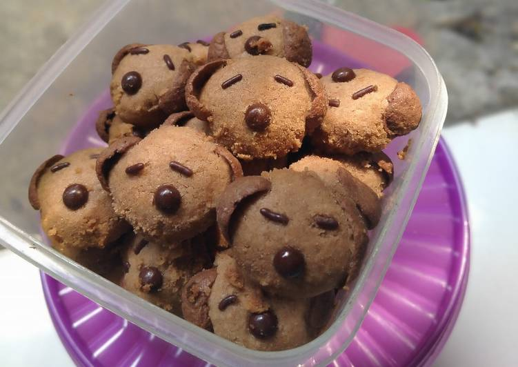 Milo Doggie Cookies