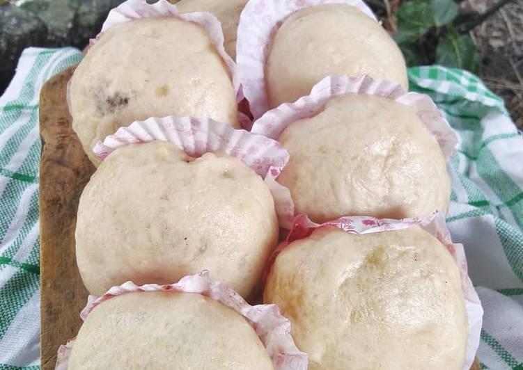 Resep Bakpao Isi Coklat dan Selai Strawberry Paling Mudah