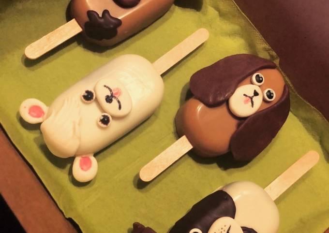 Magnum cakes 🐶