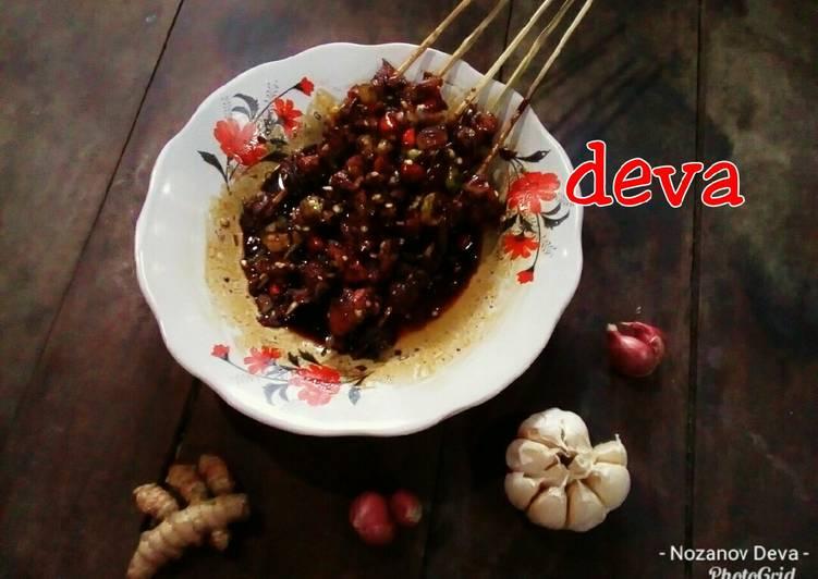 Sate Madura Deva #FestivalResepAsia #Indonesia #DagingKambing