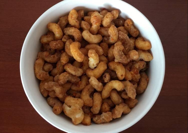 Snack Makaroni Goreng Pedas