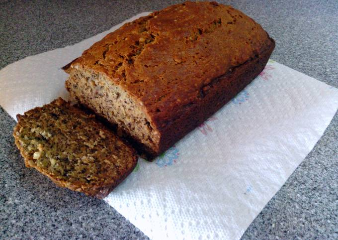 How to Make Tasty Best Ever Banana Nut Bread (from Cooks.com)