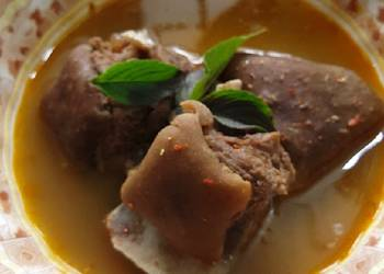 How to Make Tasty Goat meat peppersoup