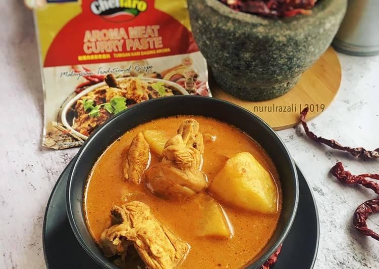 Kari Ayam Mudah - velavinkabakery.com