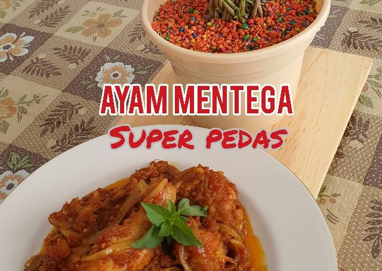 Ayam Mentega Super Pedas