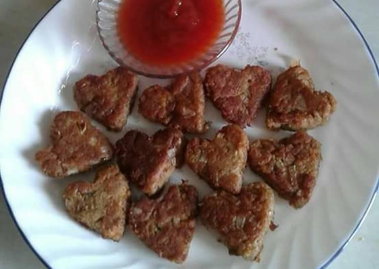 Soya chunks kebab