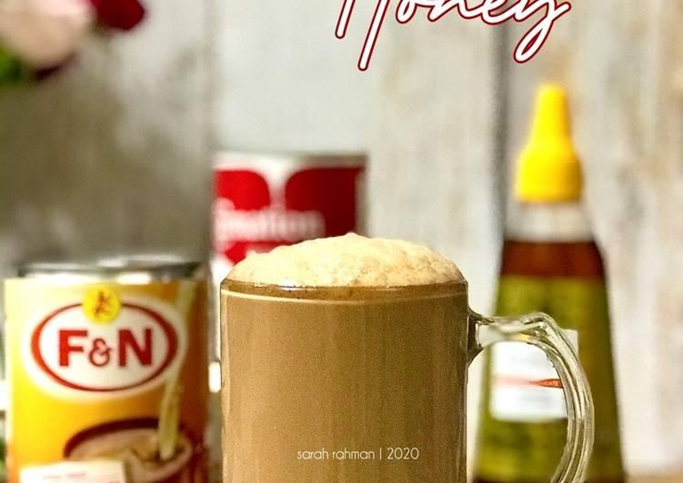 Teh Tarik Honey - resepipouler.com
