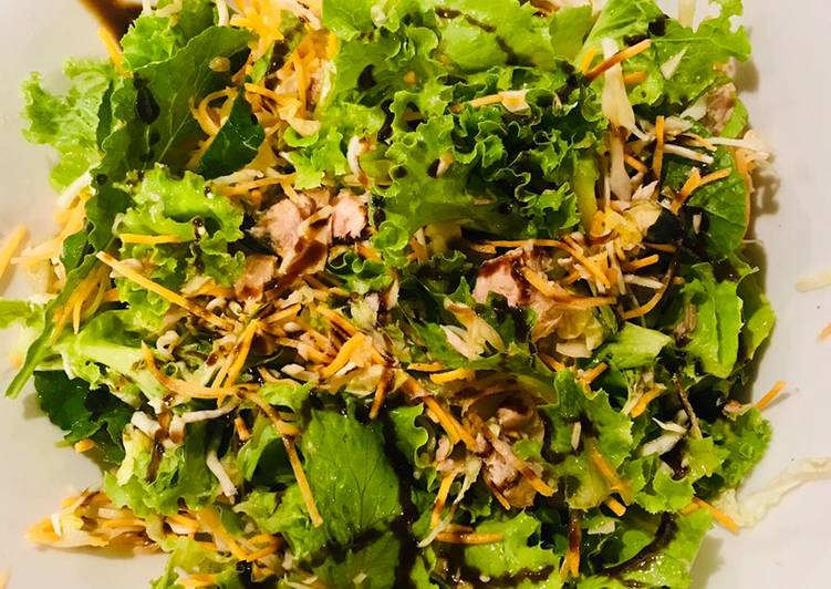 Comment Préparer Les Salade laitue / chou