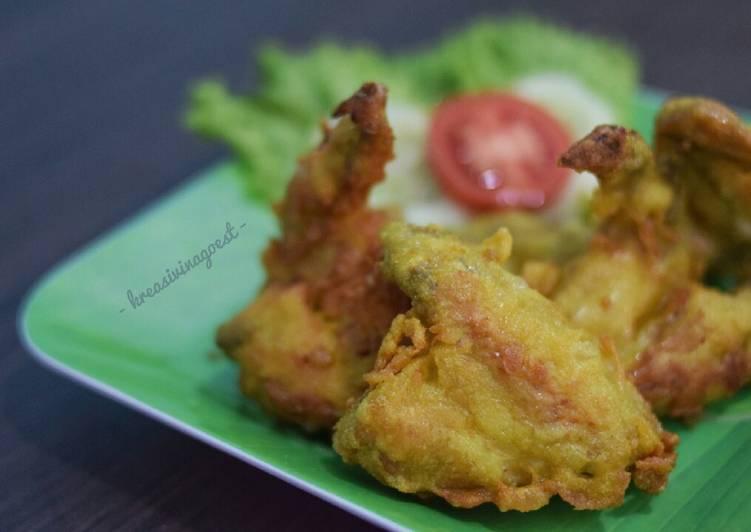 Rahasia Menyiapkan Ayam Ungkep Goreng Kriuk Praktis #recook Kekinian