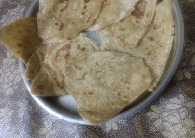 Recipe of Ultimate Jeera paratha